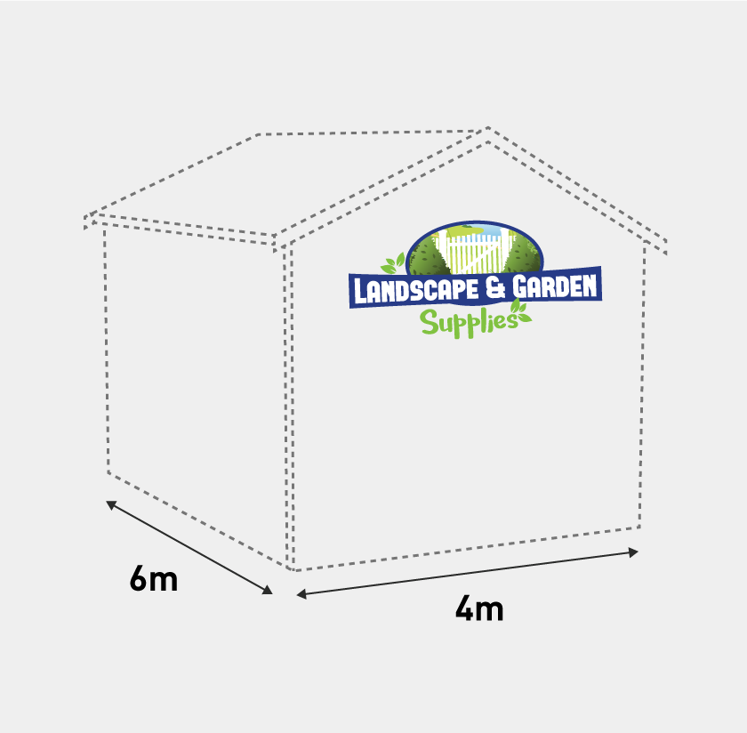 4x6 Garden Shed 19mm Tongue And Groove