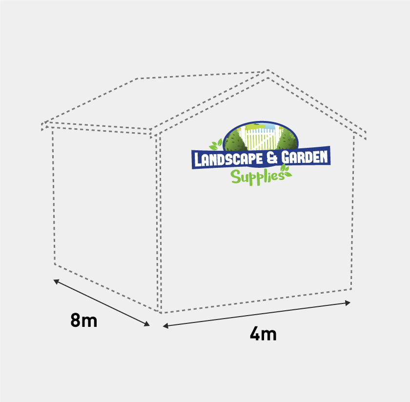 4x8 Garden Shed 19mm Tongue And Groove