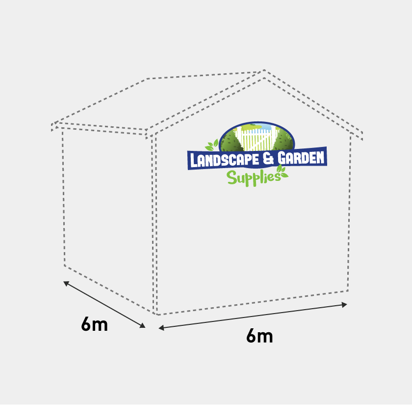 6x6 Garden Shed 19mm Tongue And Groove